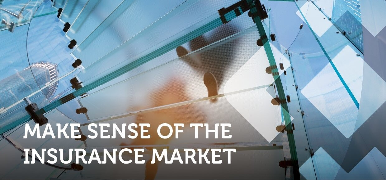 Make sense of the insurance market